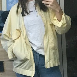 Members Only Cotton Vintage Jacket (rare find!)